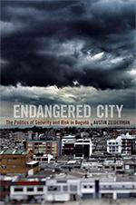 Endangered City book cover