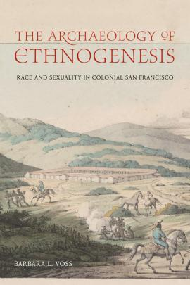 the-archaeology-of-ethnogenesis book cover image