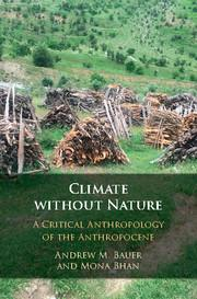 climate without nature book cover
