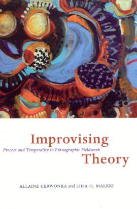improvising-theory book cover image