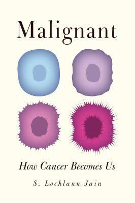 malignant book cover image