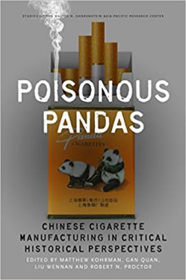 Poisonous Pandas book cover