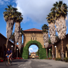 Stanford Main Quad arch