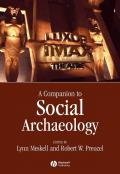 a-companion-to-social-archaeology book cover image