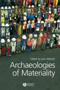 archaeologies-of-materiality book cover image