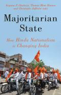 Majoritarian State: How Hindu Nationalism is Changing India book cover