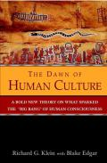 the-dawn-of-human-culture book cover image