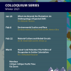 Colloquium Series Winter Quarter Flyer Image